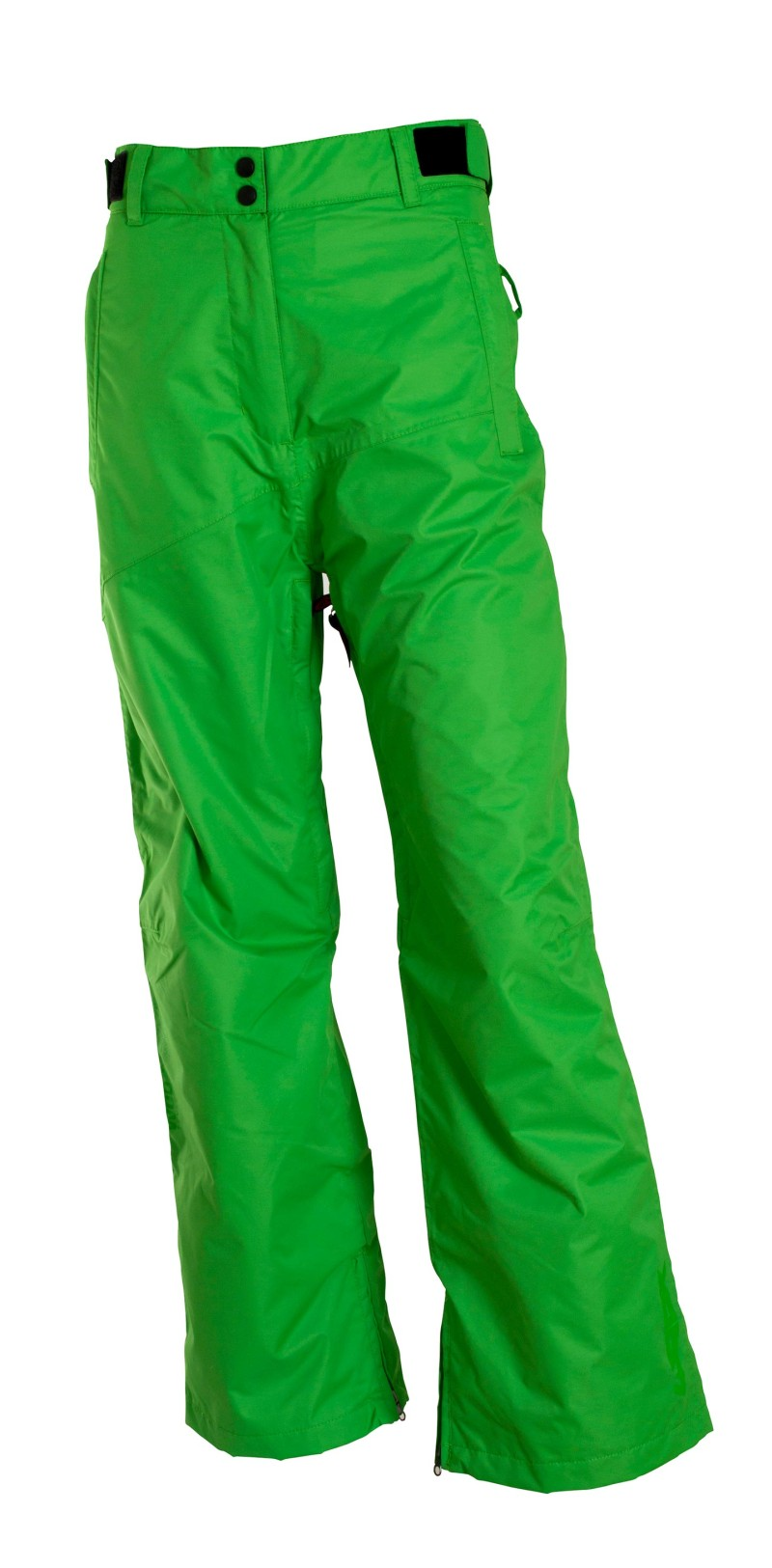 D�msk� zimn� kalhoty WOOX SNOW CROWD PANTS GREEN